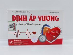 Định Áp Vương – Dành cho người huyết áp cao