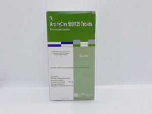 ARDINECLAV 500125 Tablets