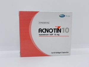 Acnotin 10mg - Điều trị mụn trứng cá