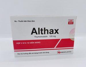 Althax 120mg Tăng Đề Kháng