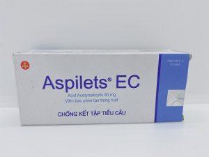 Aspilets EC 80mg