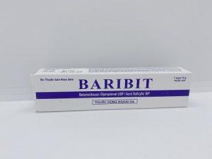 Baribits - Điều trị viêm da bã nhờn vảy nến