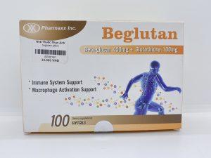 Beglutan - chống oxy hóa và tăng miễn dịch