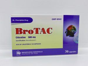 Brotac 500mg - Thuốc Bổ Não