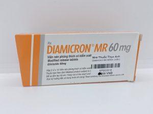 Diamicron MR 60mg