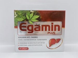 Egamin Plus - Điều trị Viêm gan cấp và mạn tính