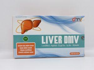 Liver DMV - Giúp Thanh nhiệt và giải độc gan