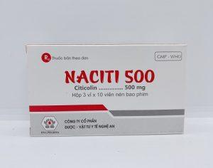 NACITI 500 - Thuốc Bổ Não
