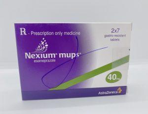 Nexium Mups 40mg - Điều trị về dạ dày