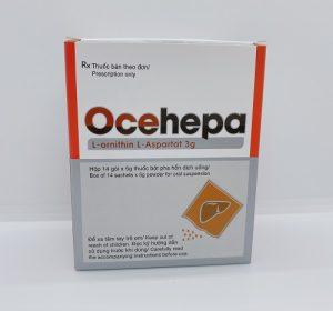 Ocehepa 3g Điều trị các bệnh về gan