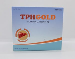 Thuốc TPHGold 3g- điều trị bệnh lí về gan