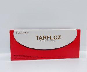 Thuốc Tarfloz - Bổ sung sắt và vitamin