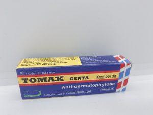 Tomax- Thuốc Mỡ Bôi Viêm Da