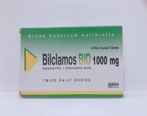 Bilclamos BID 1000mg - Thuốc kháng sinh