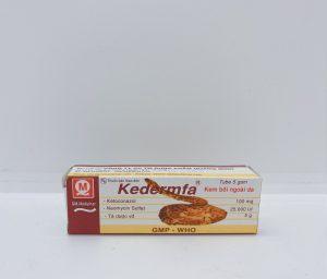 Kedermfa - Điều trị nấm da và viêm da dị ứng