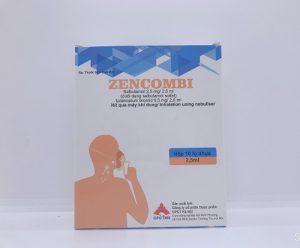 Zencombi 2.5ml - Thuốc điều trị hen