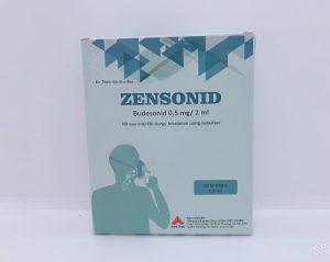 Zensonid 0.5mg Khí Dung - Điều trị hen phế quản