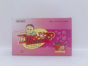 Zinc Kid Inmed - Bổ sung kẽm cho trẻ em
