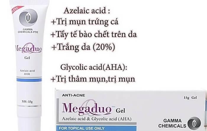 Công dụng của megaduo